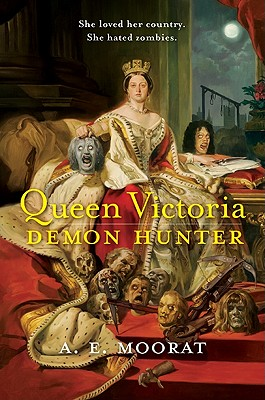 Image for Queen Victoria: Demon Hunter