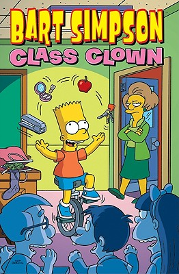 Bart Simpson Class Clown (Simpsons Comic Compilations), Matt Groening