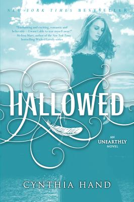 Image for Hallowed: An Unearthly Novel