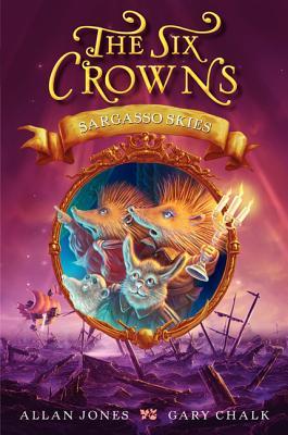 The Six Crowns: Sargasso Skies, Allan Jones
