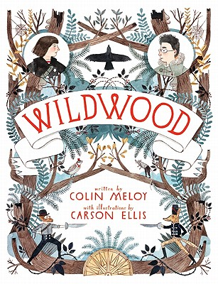 Image for WILDWOOD ILLUSTRATIONS BY CARSON ELLIS