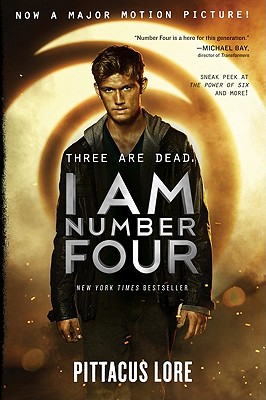 Image for I AM NUMBER FOUR LORIEN LEGACIES