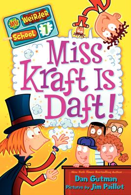 Image for My Weirder School #7: Miss Kraft Is Daft!