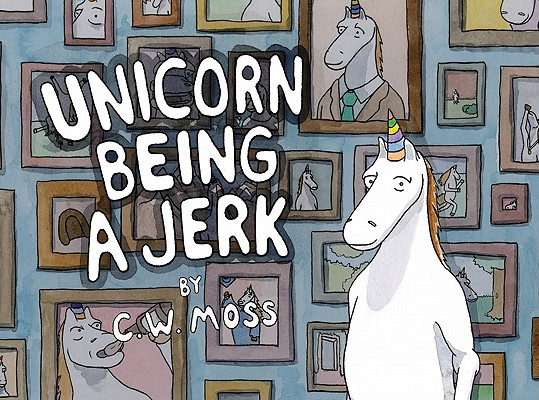 Image for Unicorn Being a Jerk