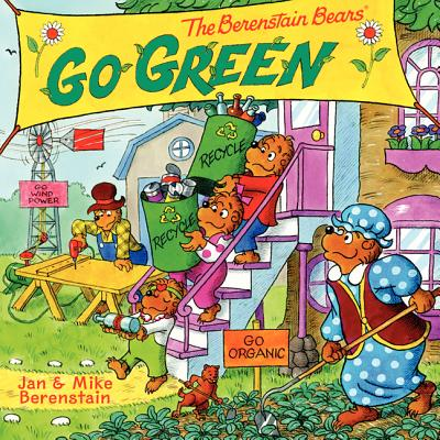 Image for The Berenstain Bears Go Green
