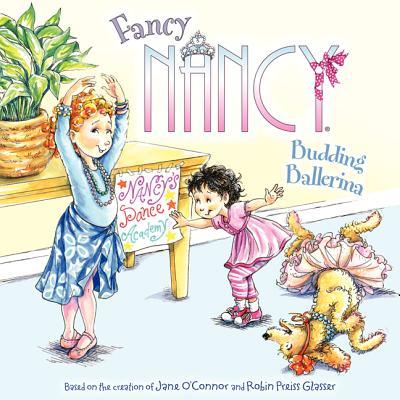 Image for FANCY NANCY BUDDING BALLERINA