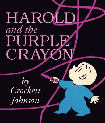 Harold and the Purple Crayon Board Book, Crockett Johnson