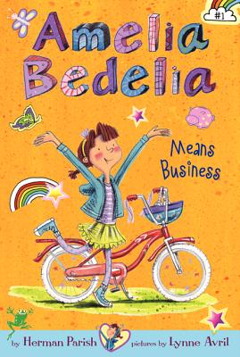 Image for 1 Amelia Bedelia Means Business