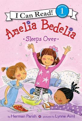 Image for Amelia Bedelia Sleeps Over (I Can Read Level 1)