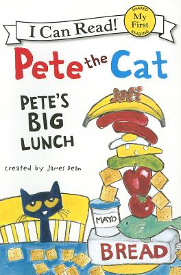 Image for Pete the Cat: Pete's Big Lunch (My First I Can Read)