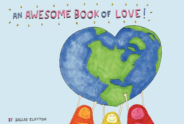Image for Awesome Book of Love!