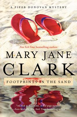 "Footprints in the Sand: A Piper Donovan Mystery (Piper Donovan/Wedding Cake Mysteries), ""Clark, Mary Jane"""