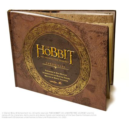 Image for The Hobbit: An Unexpected Journey Chronicles: Art & Design