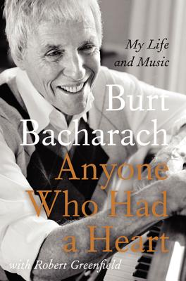 Anyone Who Had a Heart (SIGNED), Bacharach, Burt