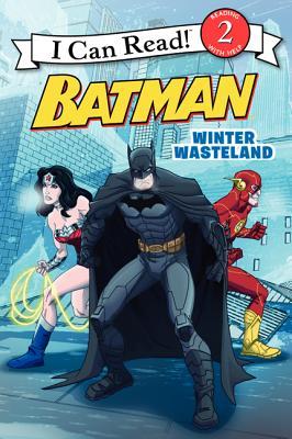 Batman Classic: Winter Wasteland (I Can Read Level 2), Lemke, Donald