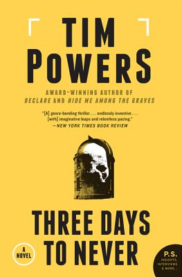 THREE DAYS TO NEVER -- BARGAIN BOOK, POWERS, TIM