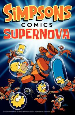 Image for SIMPSONS COMICS SUPERNOVA