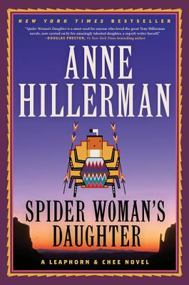 Image for Spider Woman's Daughter (Leaphorn and Chee),First Edition