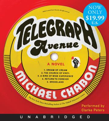 Image for Telegraph Avenue Low Price CD: A Novel