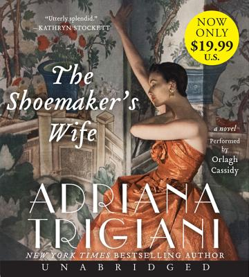 Image for The Shoemaker's Wife Low Price CD: A Novel