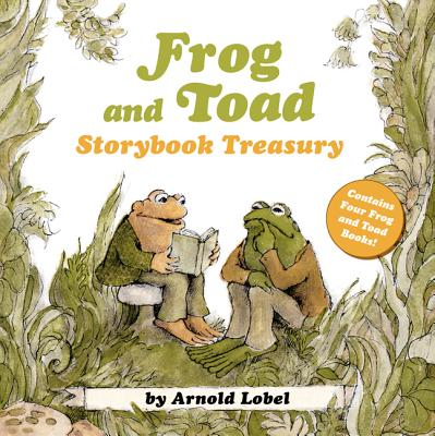 Image for Frog and Toad Storybook Treasury: 4 Complete Stories in 1 Volume! (I Can Read Level 2)