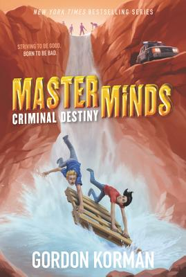 Image for Masterminds: Criminal Destiny