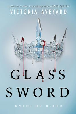 Image for 2 Glass Sword (Red Queen)