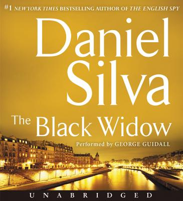 Image for The Black Widow CD (Gabriel Allon)