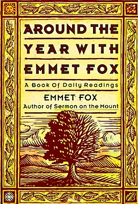 Image for Around the Year with Emmet Fox: A Book of Daily Readings
