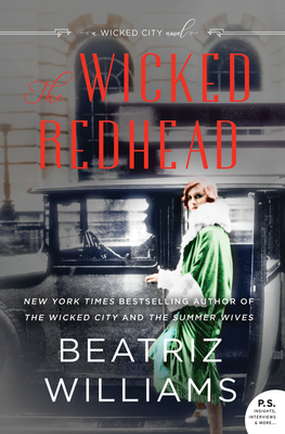 Image for WICKED CITY WICKED REDHEAD
