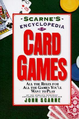 Image for SCARNE'S ENCYCLOPEDIA CARD GAMES