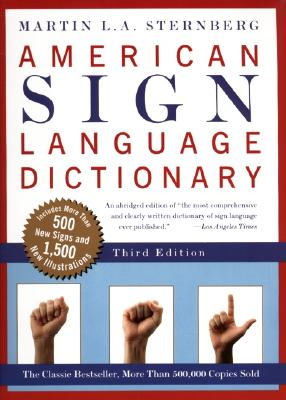 Image for American Sign Language Dictionary, Third Edition