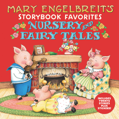 Image for MARY ENGELBREITS NURSERY AND FAIRY TALES STORYBOOK FAVORITES