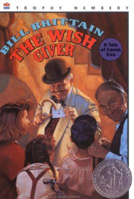 Image for The Wish Giver: Three Tales of Coven Tree