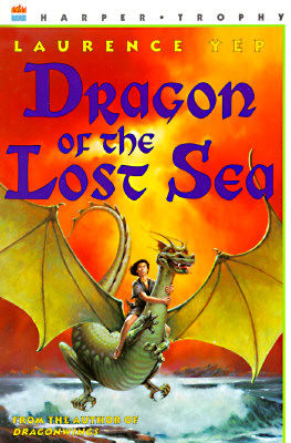 Image for Dragon of the Lost Sea (Dragon Series)