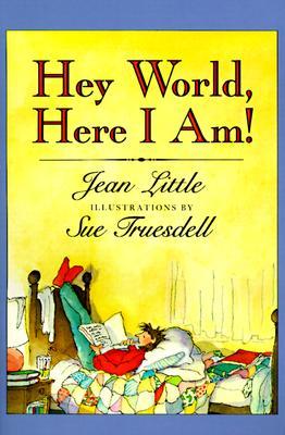 Hey World, Here I Am! (Harper Trophy Book), Little, Jean
