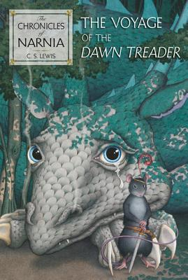 Image for VOYAGE OF THE DAWN TREADER, THE THE CHRONICLES OF NARNIA BOOK 5
