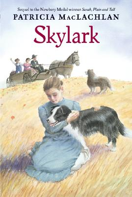 "Image for ""Skylark (Sequel to Sarah, Plain and Tall) Harper Trophy"""