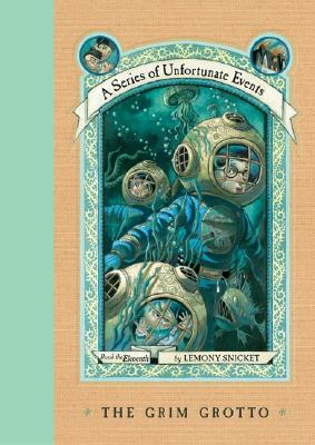 The Grim Grotto (A Series of Unfortunate Events #11), Snicket, Lemony