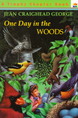 One Day in the Woods, George, Jean Craighead
