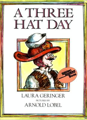 Image for A Three Hat Day (Reading Rainbow Book)