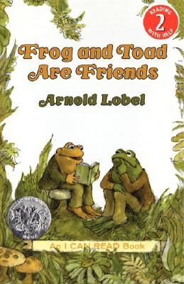 Frog and Toad Are Friends (I Can Read Book 2), ARNOLD LOBEL