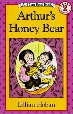 Arthur's Honey Bear (I Can Read Book, Level 2), Lillian Hoban