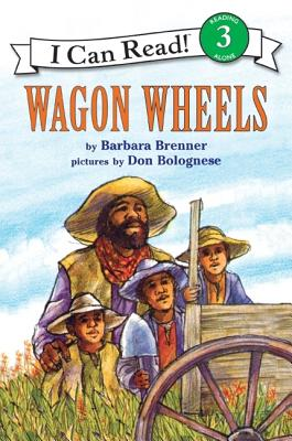 Image for Wagon Wheels, Level 3, Grade 2-4 (I Can Read)