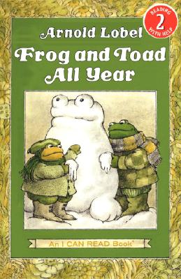 Image for Frog and Toad All Year (I Can Read Level 2)