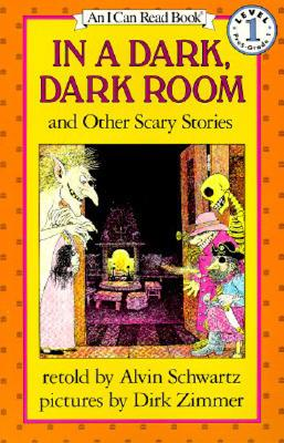 In a Dark, Dark Room and Other Scary Stories (I Can Read! Reading 2), Alvin Schwartz