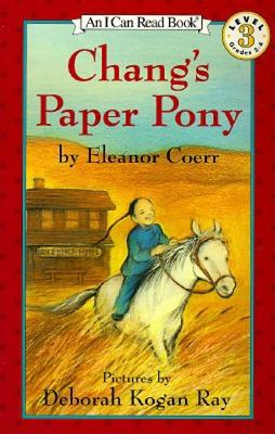 Image for Chang's Paper Pony (I Can Read Level 3)