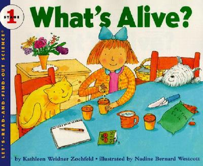 Image for What's Alive? (Rise and Shine) (Let's-Read-and-Find-Out Science 1)