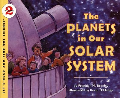 Image for The Planets in Our Solar System (Let's-Read-and-Find-Out Science, Stage 2)