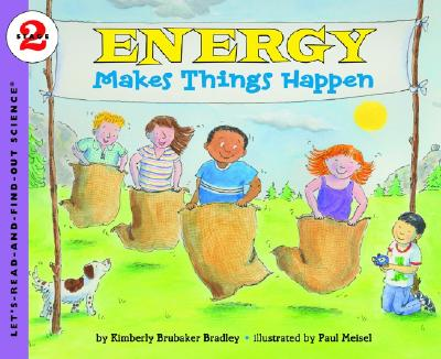 Image for Energy Makes Things Happen (Let's-Read-and-Find-Out Science 2)